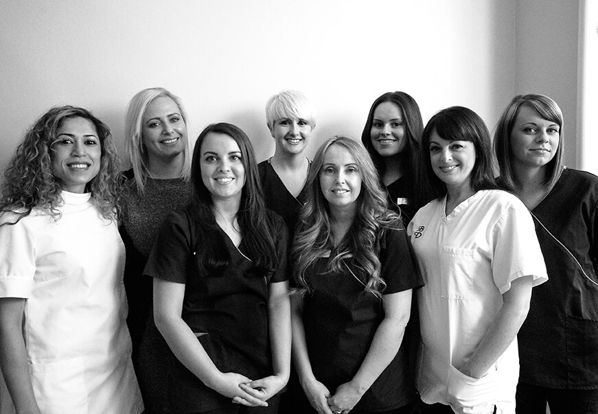 Byres Road dental practice Team